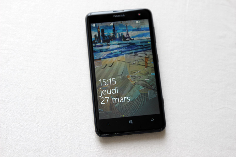 Mon avis sur le Nokia Lumia 625 et sur Windows Phone 8 (1)