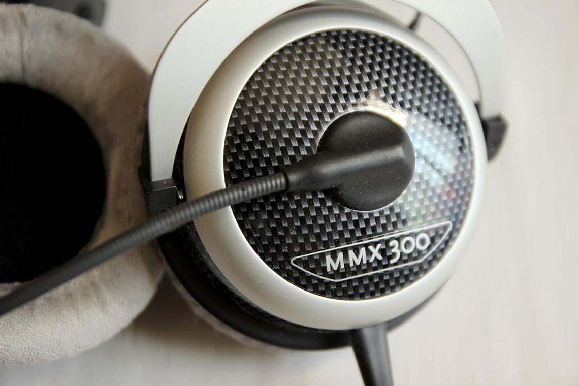 Mon avis sur le casque audio Beyerdynamic MMX300 (2)