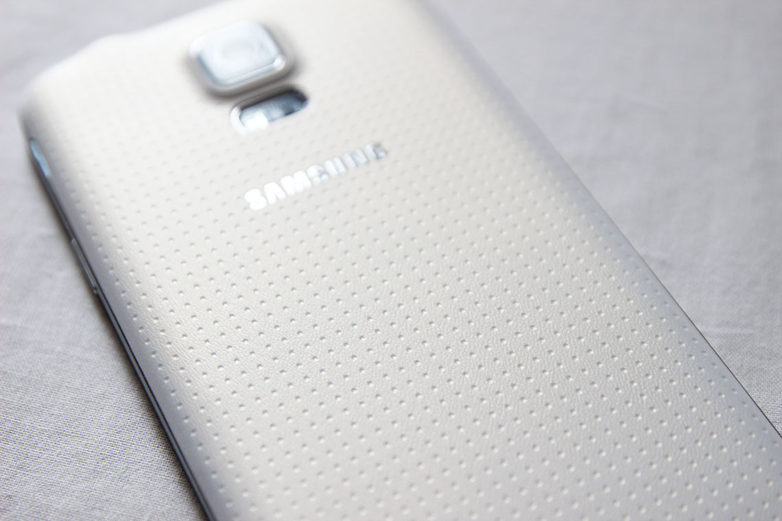 Mon avis sur le Samsung Galaxy S5 (2)
