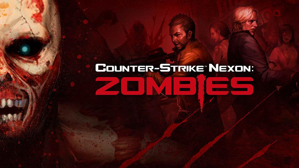 Nexon + Valve = Counter Strike Nexon Zombies