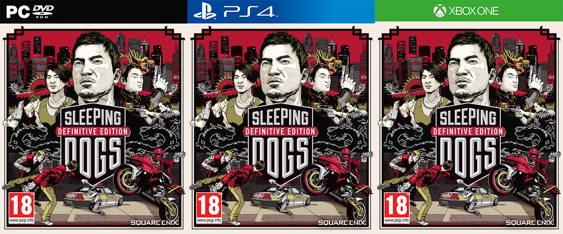 Sleeping Dogs revient en Definitive Edition. (2)