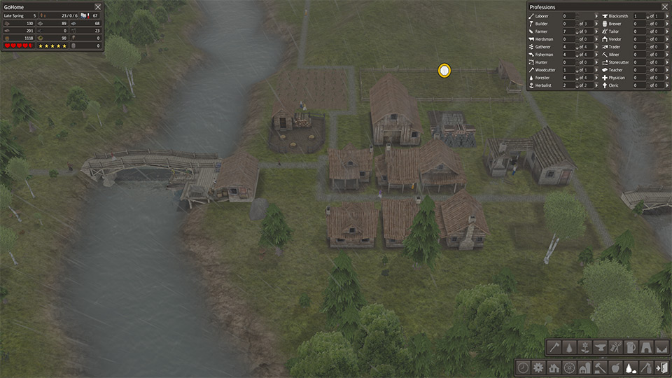 Test - Banished (PC)