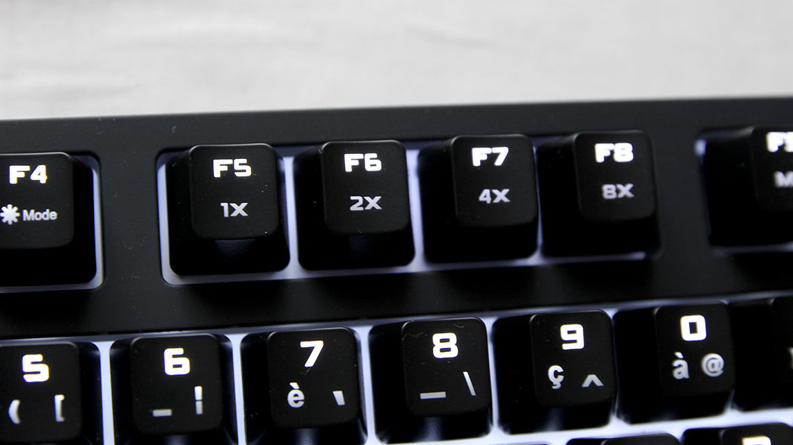 Test du clavier Cooler Master CMSTORM Quick Fire Rapid-i (5)