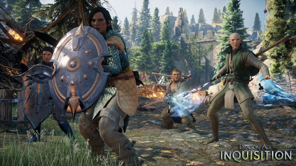 Coup d'œil – Dragon Age Inquisition (PC)