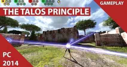 The Talos Principle : 25 minutes de gameplay !