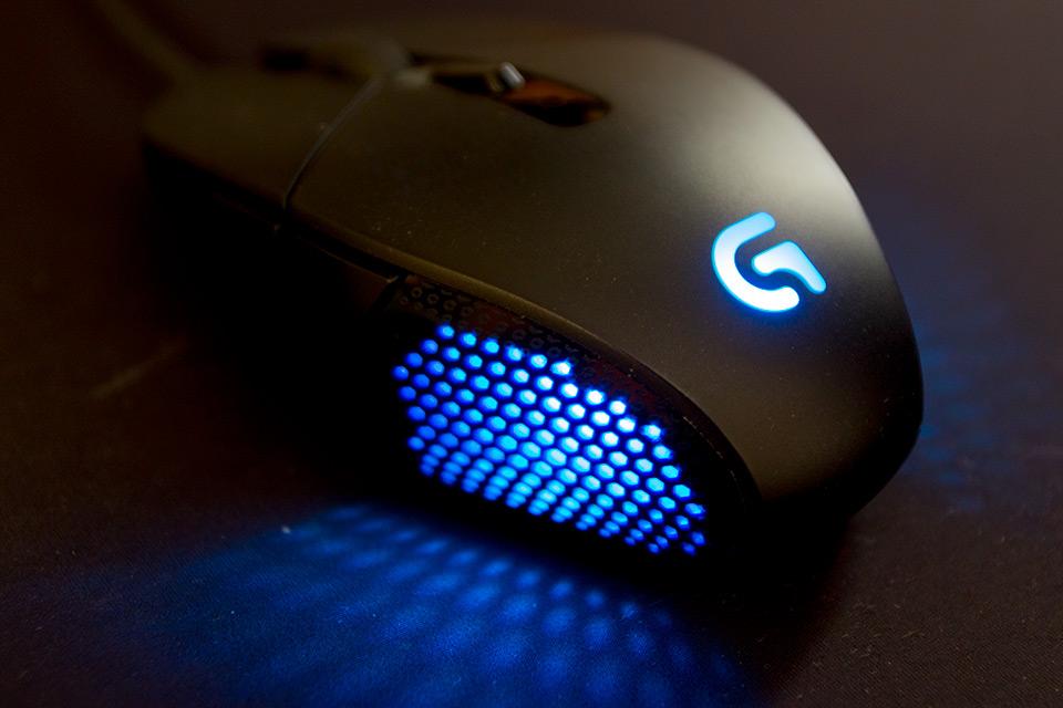 Test - Souris Logitech G302 Daedalus Prime