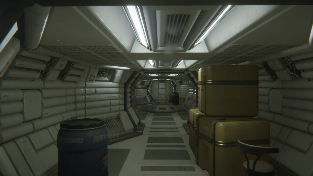 Alien Isolation Quelques screenshots en Ultra sur PC (17)