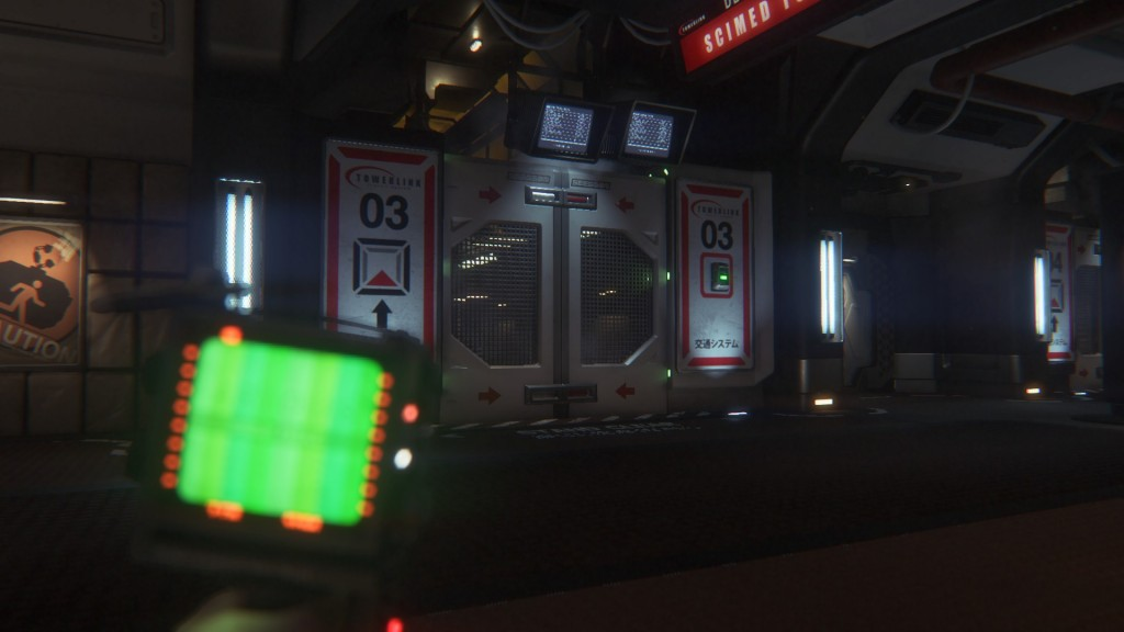 Alien Isolation Quelques screenshots en Ultra sur PC (43)
