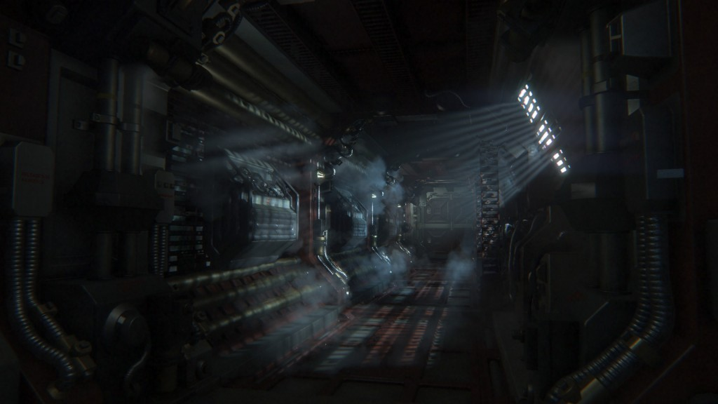 Alien Isolation Quelques screenshots en Ultra sur PC (58)