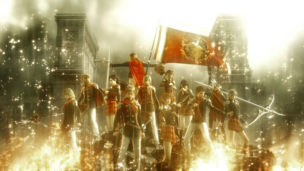 FINAL FANTASY TYPE-0 HD_20150322220821