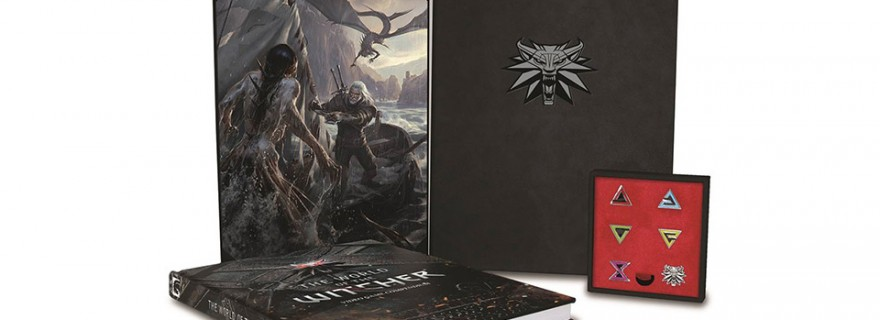 Précommande – The World of Witcher Limited Edition