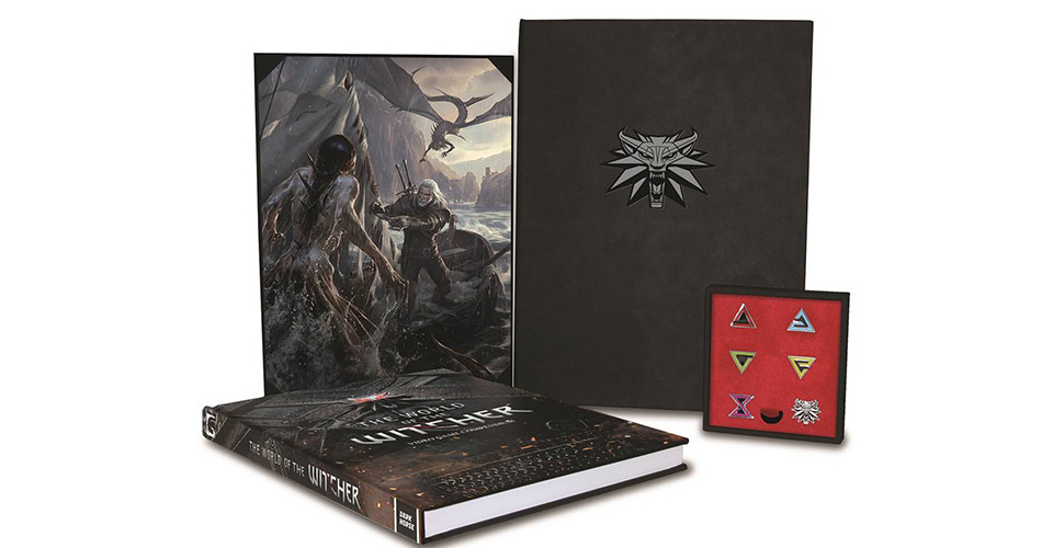 Précommande – The World of The Witcher Limited Edition