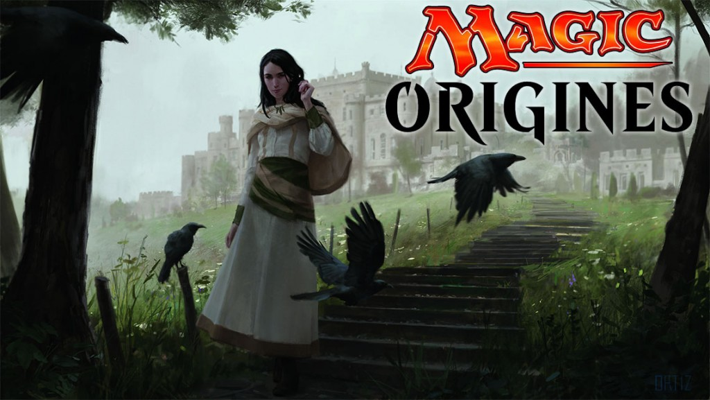 Magic Origines pointe le bout de son deck (1)