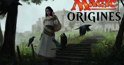 Magic Origines pointe le bout de son deck (1)