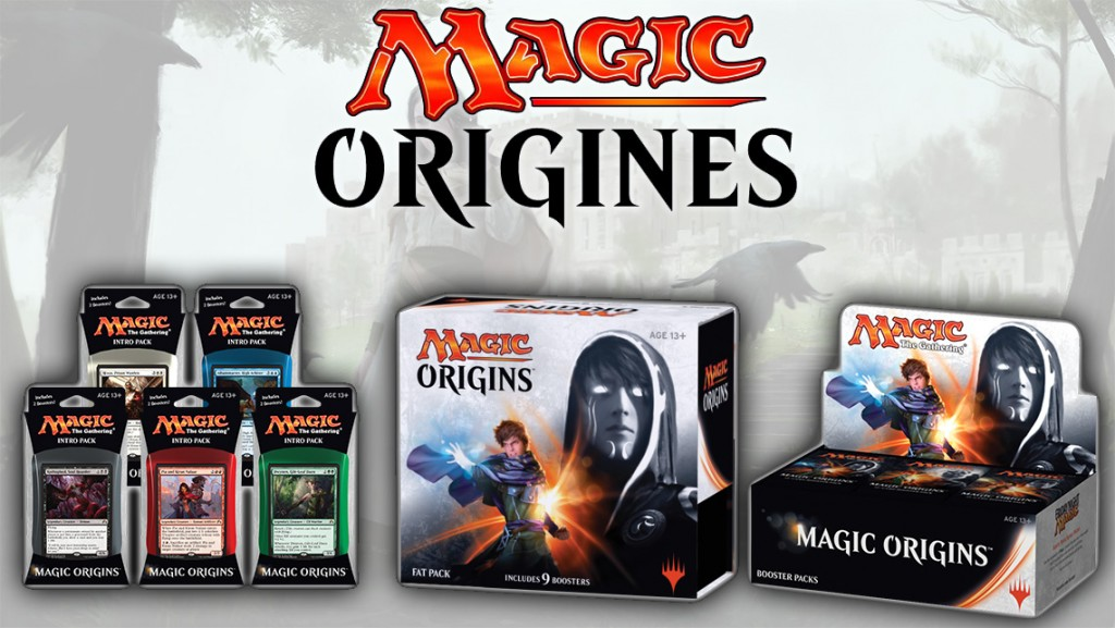 Magic Origines pointe le bout de son deck (2)