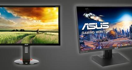 Les écrans PC gaming  la plaie des dalles TN