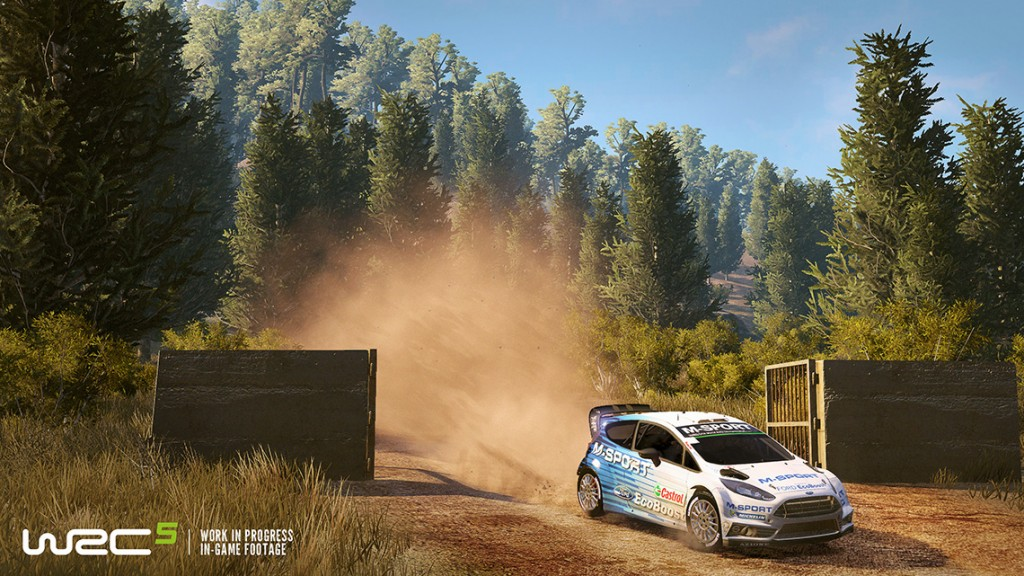 WRC 5 le 9 octobre pour la première fois sur PlayStation 4 et Xbox One ! (2)