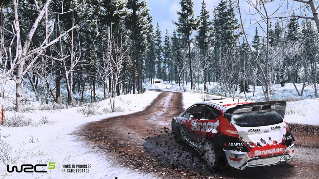 WRC 5 le 9 octobre pour la première fois sur PlayStation 4 et Xbox One ! (1)
