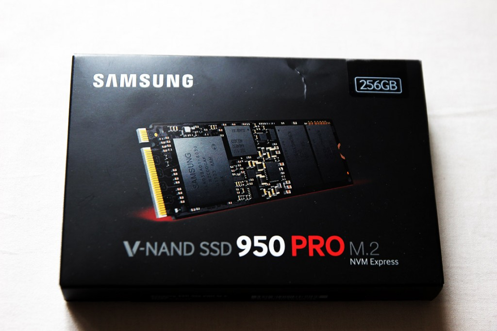 Mon avis sur le SSD Samsung 950 Pro M.2 (1)