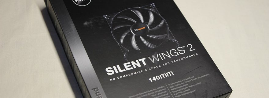 Test – Be Quiet! Silent Wings 2 140mm (1)