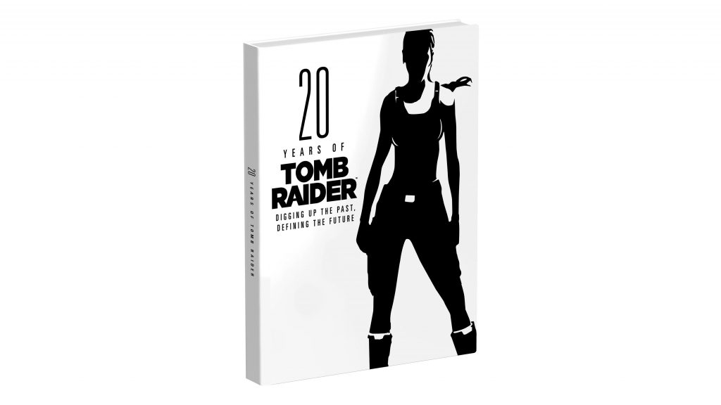 Précommande – Artbook 20 Years of Tomb Raider