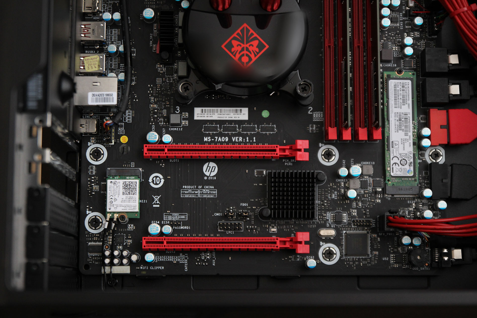 test  u2013 hp omen x  900